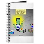 Bad Book for Frankenstein Journal