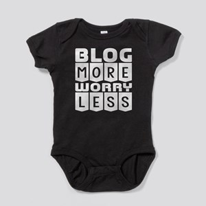 Blog More Worry Less Body Suit