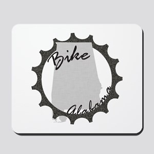 Bike Alabama Mousepad