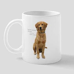 Golden Miracle Mug