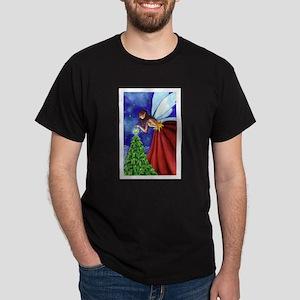Christmas Fairy Dark T-Shirt