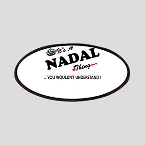 NADAL thing, you wouldn't understand Patch