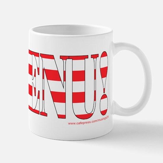 Dayenu! Mug