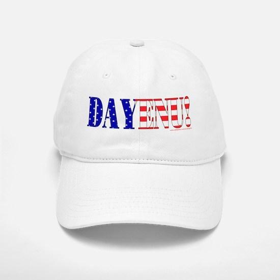 Dayenu! Baseball Baseball Cap