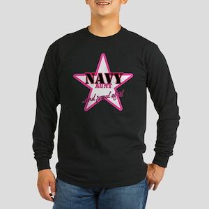 Proud Of It Long Sleeve Dark T-Shirt