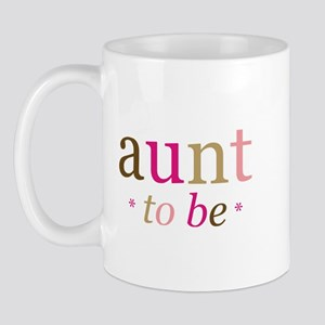 Aunt to be (fun) Mug