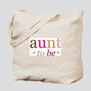 Aunt to be (fun) Tote Bag