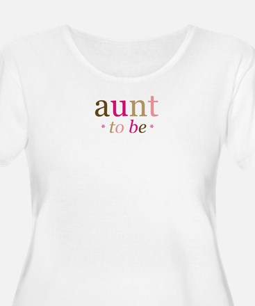 Aunt to be (fun) T-Shirt
