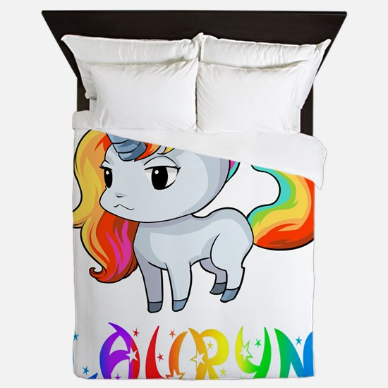 Cute Lauryn Queen Duvet