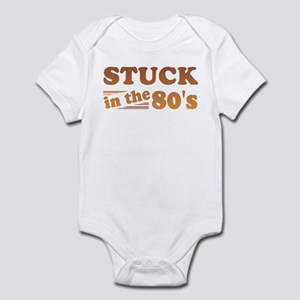 Stuck In The 80's Infant Bodysuit