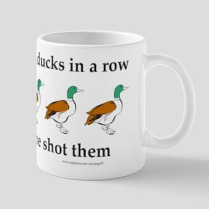 Ducks in a Row Mug