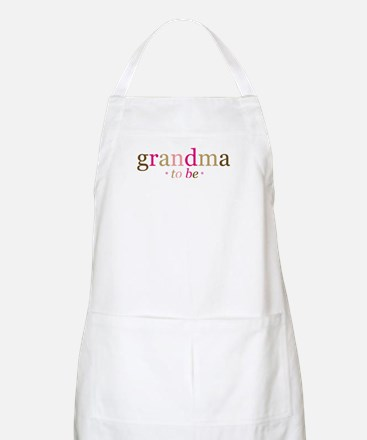 Grandma to be (fun) BBQ Apron