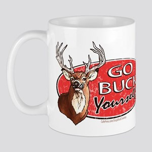 Go Buck Yourself Mug