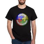 Autism Awareness Jewel Dark T-Shirt
