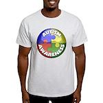 Autism Awareness Jewel Light T-Shirt