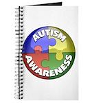 Autism Awareness Jewel Journal