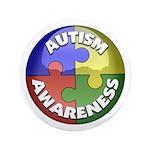 Autism Awareness Jewel 3.5