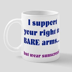 Right to Bare Arms Mug