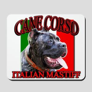 Cane Corso Italian Mastiff Mousepad