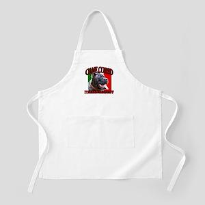 Cane Corso Italian Mastiff BBQ Apron