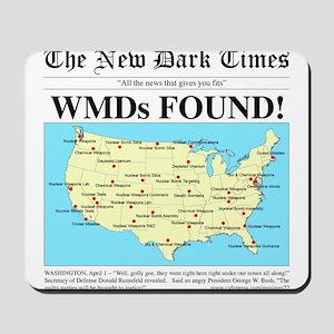 WMD Map Mousepad