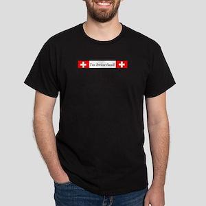 I'm Switzerland Dark T-Shirt