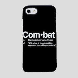 Combat Definition iPhone 8/7 Tough Case