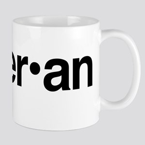 Veteran Bad Ass Definition 11 oz Ceramic Mug