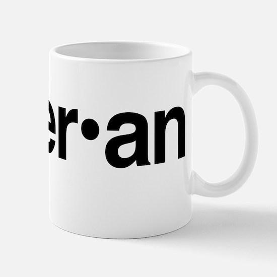 Veteran Bad Ass Definition Mug