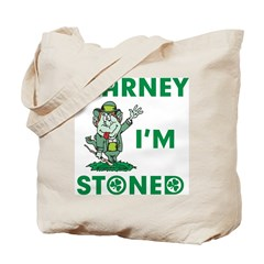 Blarney I'm Stoned Tote Bag