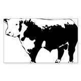 Hereford cattle 10 Pack