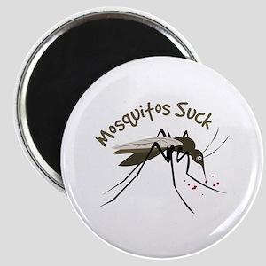 Mosquitos Suck Magnets