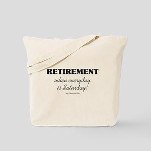 Retirement Weekend Tote Bag