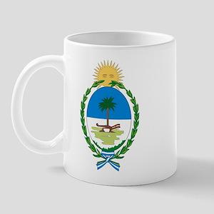 Chaco Coat of Arms Mug