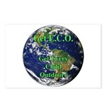 Get ECO Postcards (Package of 8)