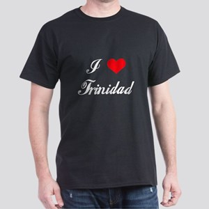I Love Trinidad Dark T-Shirt