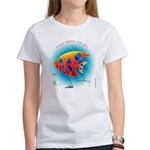 Peace Under the Sea Women's T-Shirt