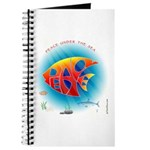 Peace Under the Sea Journal
