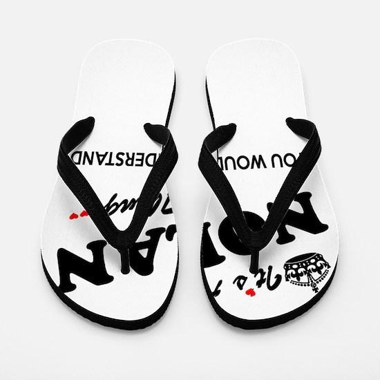 NOLAN thing, you wouldn't understand Flip Flops