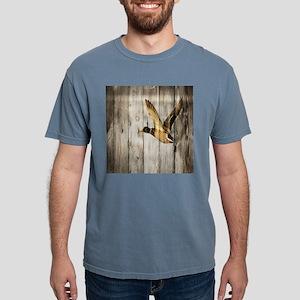 rustic western wood duck T-Shirt