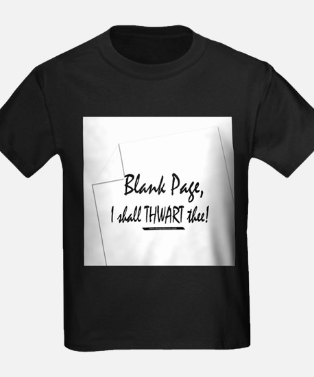 Blank Page T