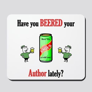 Author Mousepad