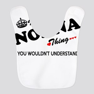 NONNA thing, you wouldn't under Polyester Baby Bib