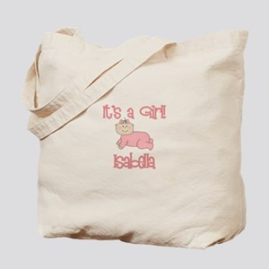 Isabella - It's a Girl Tote Bag