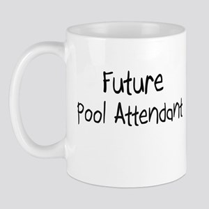 Future Pool Attendant Mug
