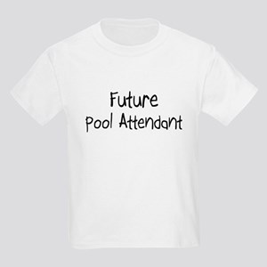 Future Pool Attendant Kids Light T-Shirt