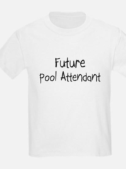 Future Pool Attendant T-Shirt