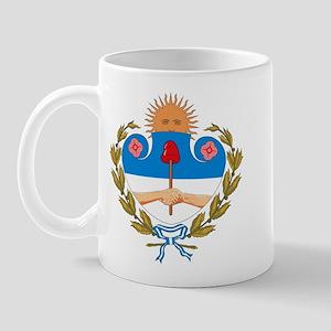 Jujuy Coat of Arms Mug