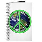 Earth Peace Symbol Journal