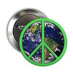 Earth Peace Symbol 2.25
